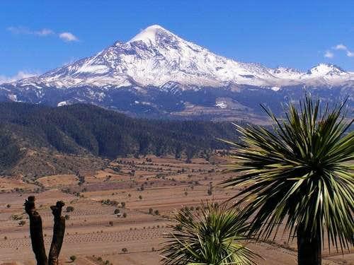 Pico De Orizaba