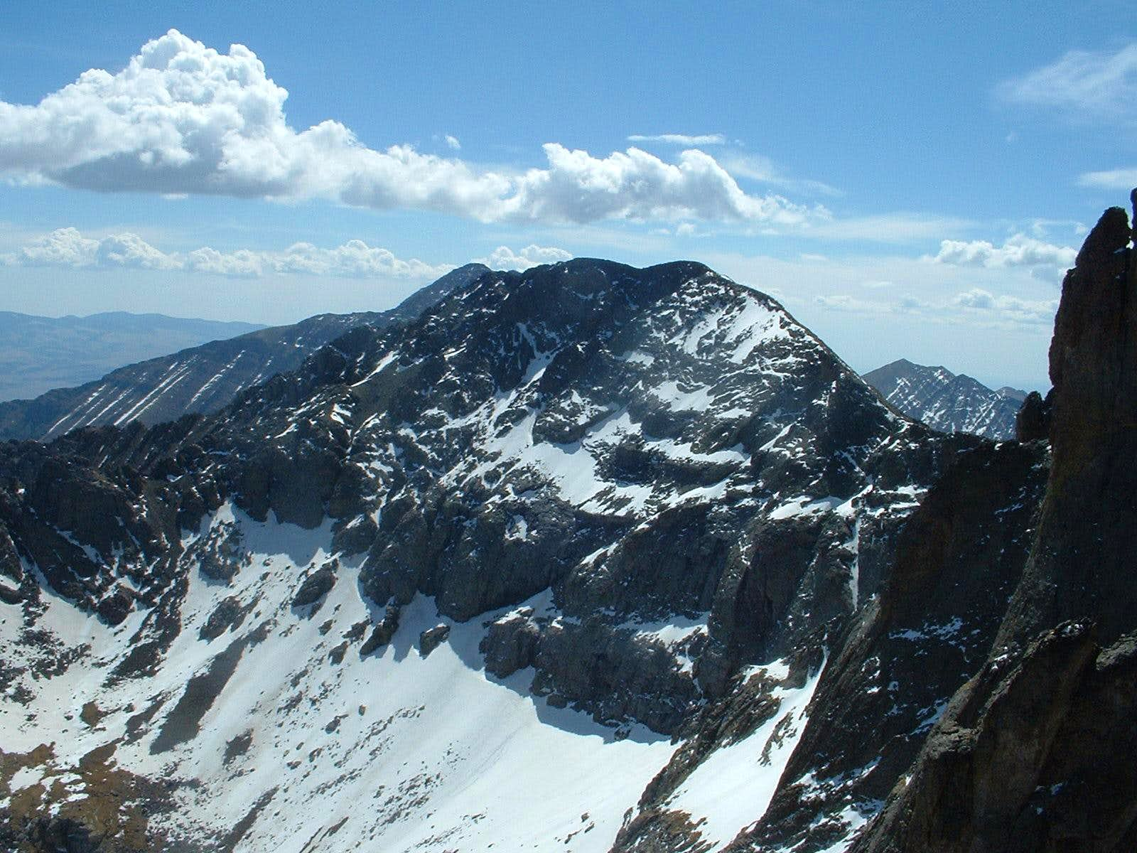 "UN 13,799 (""Obstruction Peak"")"