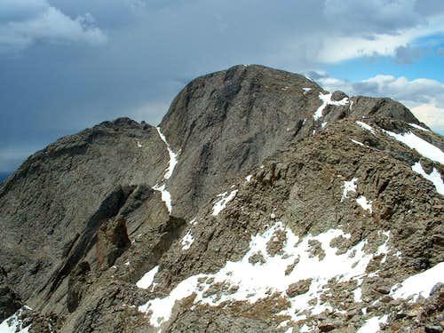 Kit Carson Peak, Kit Carson Avenue