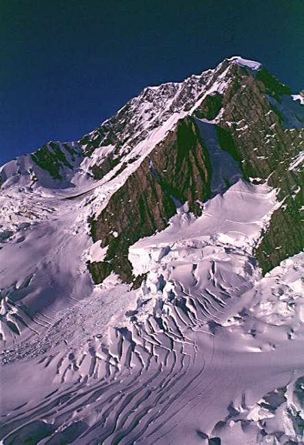 The East Face of Mount Cook,...