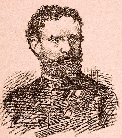 Knight Julius von Payer