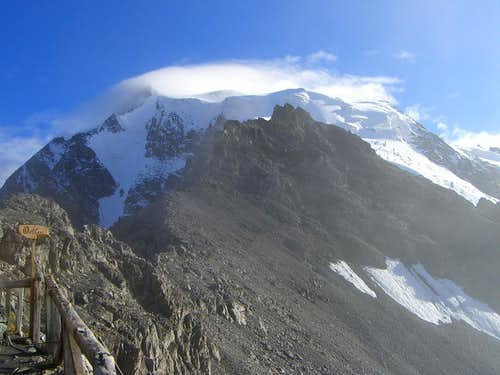 Ortler North Face