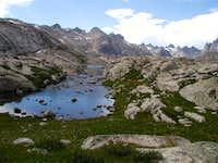 Titcomb Basin - Wind River Range