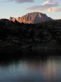 Freemont Peak - Wind Rivers