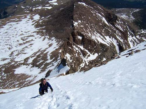 Longs Peak North Face