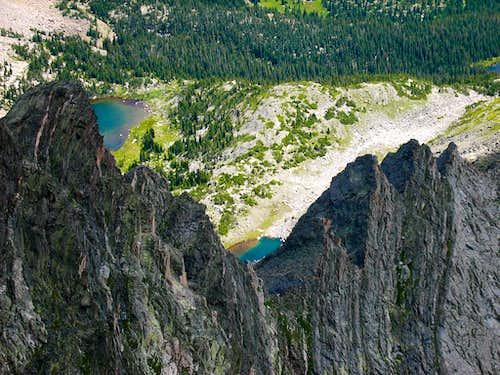Blitzen Ridge
