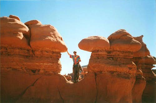 goblin valley fun