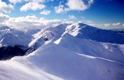 Czerwone Wierchy(2122) - Western Tatras