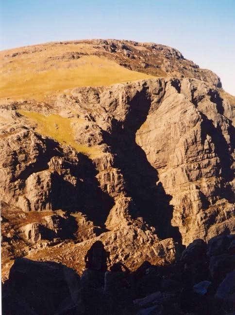 Buffelshoek Peak