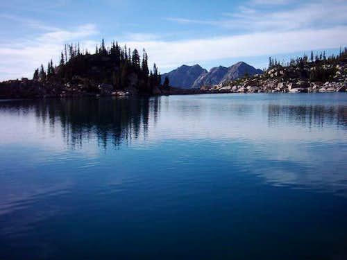 Blanche Lake around fishin time