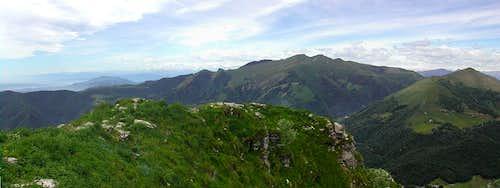 Monte Generoso from ESE