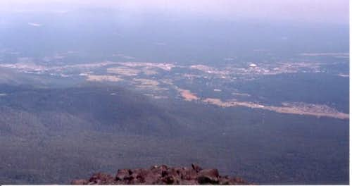 A View of Flagstaff from...