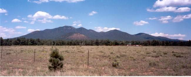 Sitgreaves Mountain