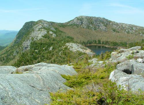 Tumbledown Mountain