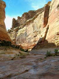 Crack Canyon