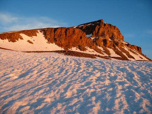 A Pleasant Spring Day on Uncompahgre Peak
