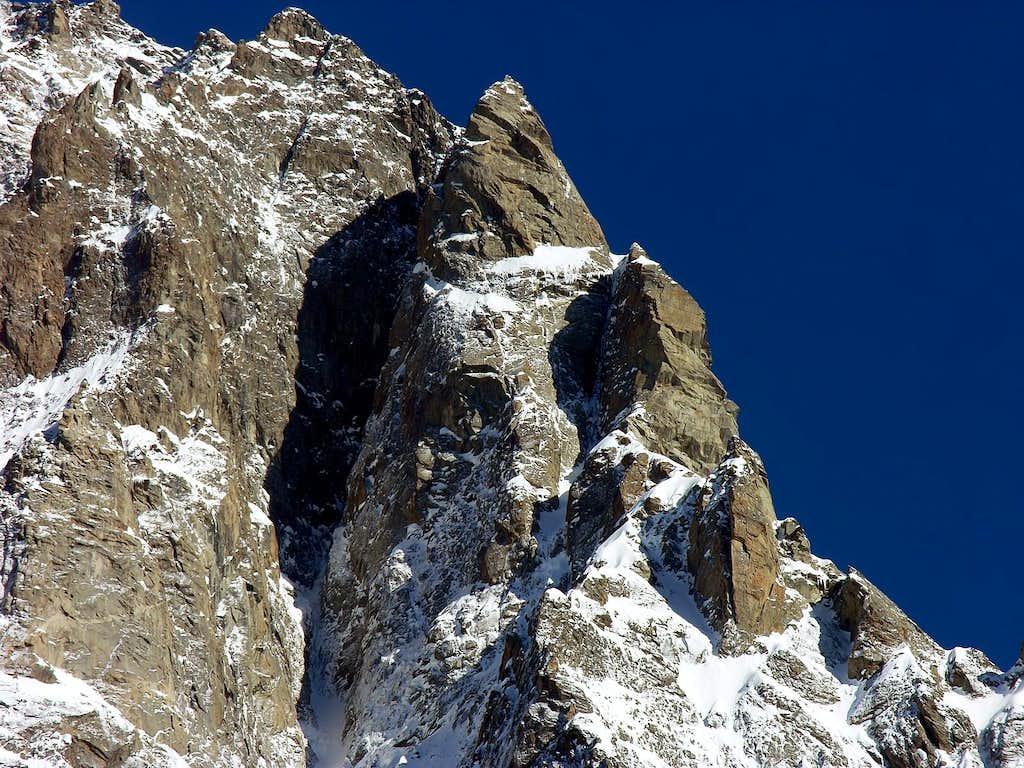 The Tronchey Ridge