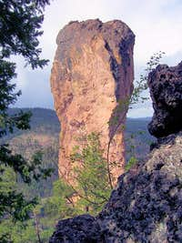 Sleeping In A Car At Smithrock State Park