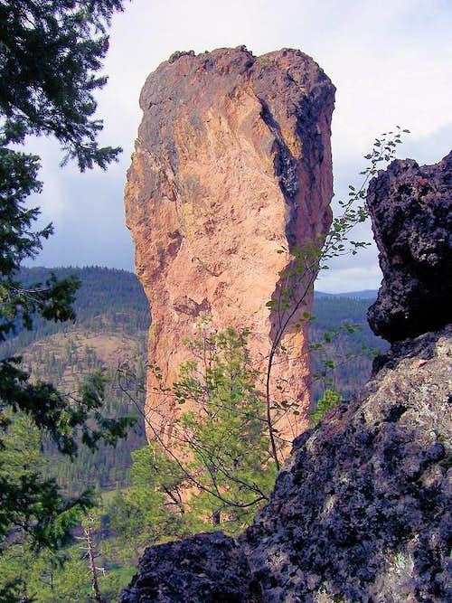 Stein's Pillar