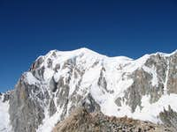 The Brenva Face of Mont Blanc...