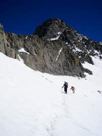 Mt. Sill Descent