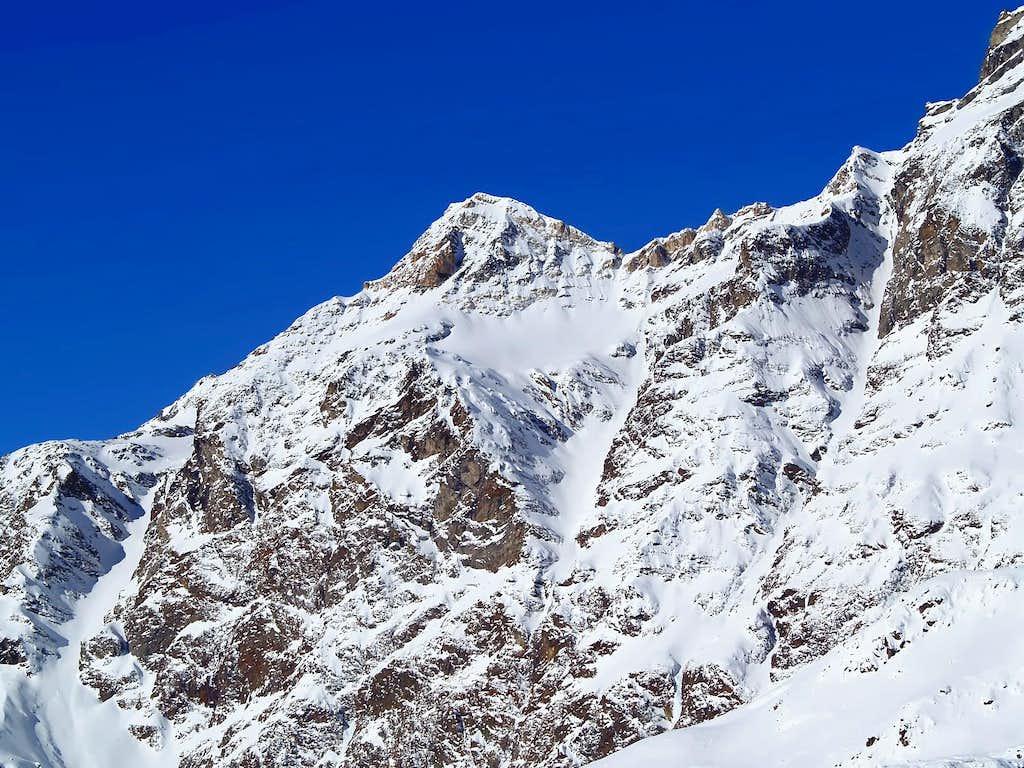 Il Mont Blanc du Créton