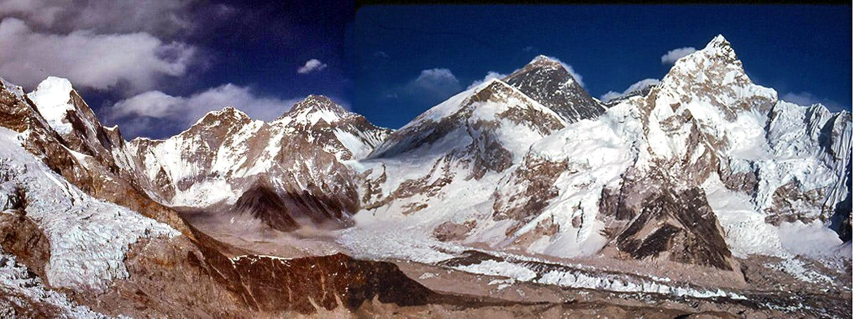 Image result for everest panorama wiki