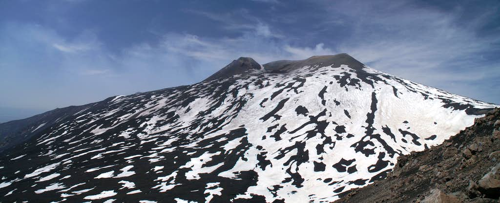 Summit Craters of Monte Etna