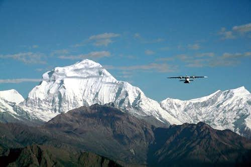 Dhaulagiri (south face) from Poon Hill