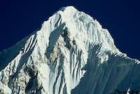Summit of Gorkiy Peak (from south)