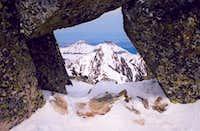 Baranie Rohy(2526) - Summit Window