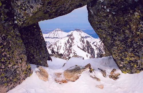 Baranie Rohy(2526) - Summit Window