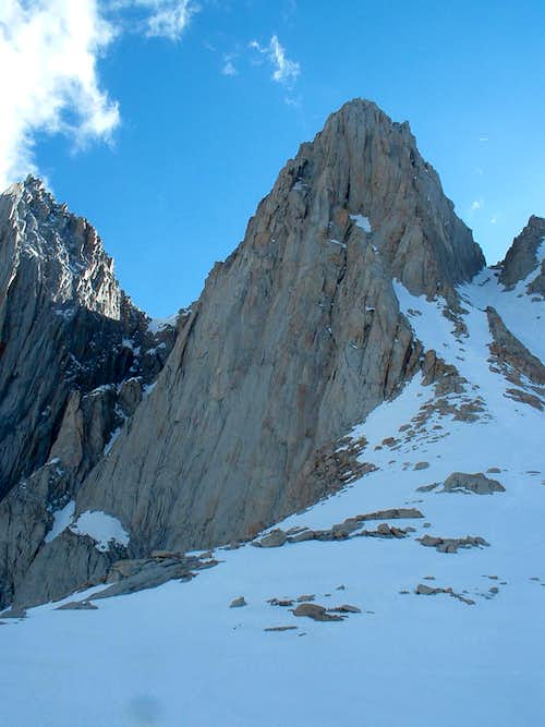 Another photo of the East Face of Mt. Whitney