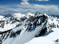 Provo Peak and Cascade South Summit