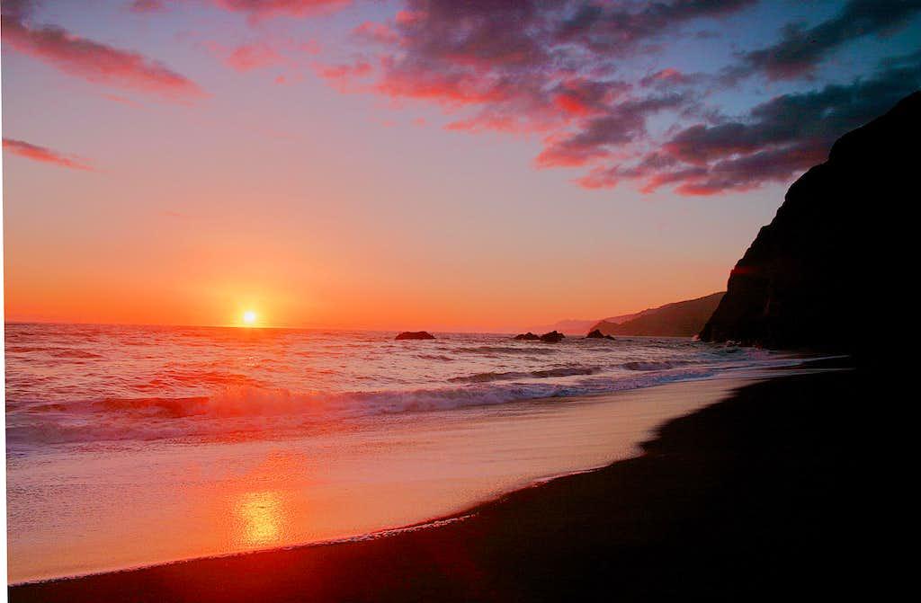 Wheeler Beach - Lost Coast