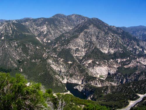Big Tujunga Reservoir