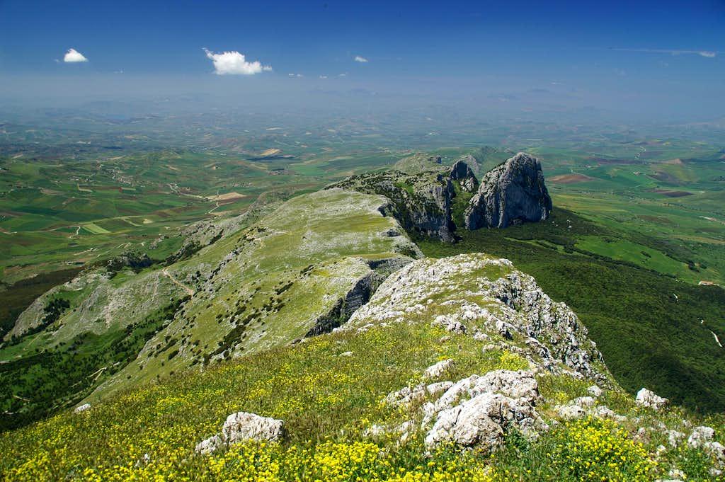 Western Sicilian Highlands