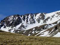 Missouri Mountain's North Face