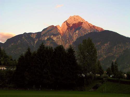 Monte Amariana From Tolmezzo