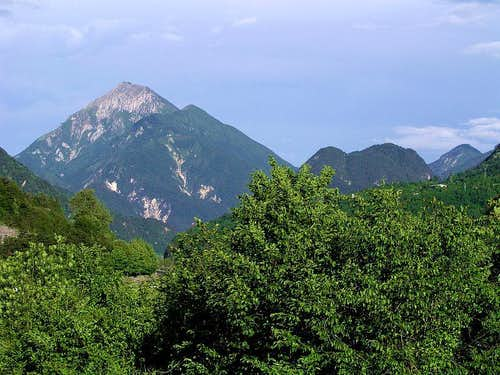 Monte Amariana from the East