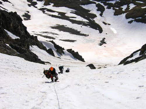 Dead Dog Couloir