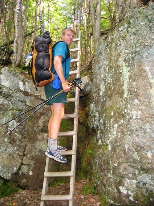 Laurentian Trail Ladder
