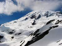 Rainier from Muir Snow field