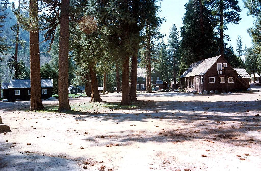 Kennedy Meadows Trailhead