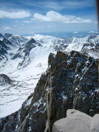Whitney summit view