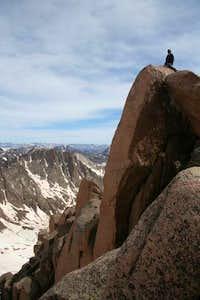 Me on top of Sunlight Peak
