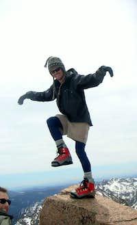 Windom Peak Summit