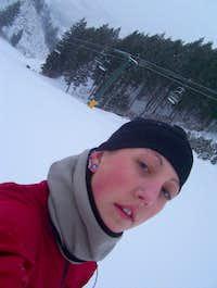 me hiking baldy