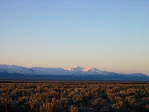 Santa Rosa Peak