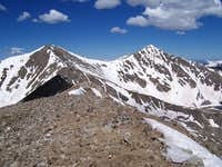 Gray s Peak and Torries Peak